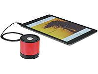 Колонка Greedo с функцией Bluetooth®, красный