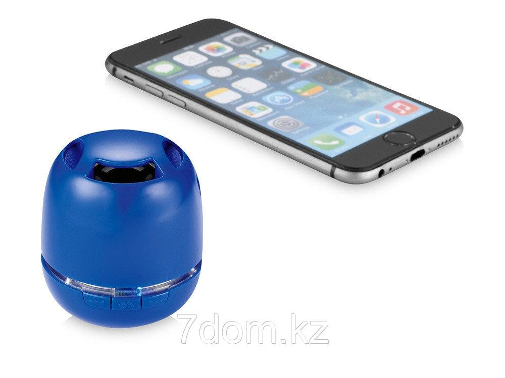 Портативная колонка Commander с функцией Bluetooth®, ярко-синий - фото 3