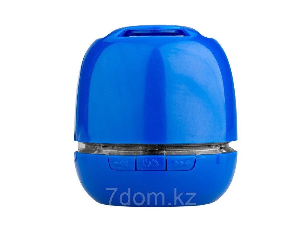 Портативная колонка Commander с функцией Bluetooth®, ярко-синий - фото 5