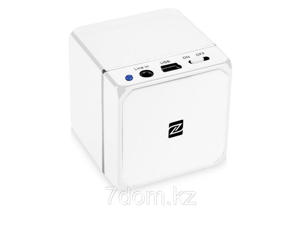 Колонка Kubus с функцией Bluetooth® и NFC, белый - фото 2