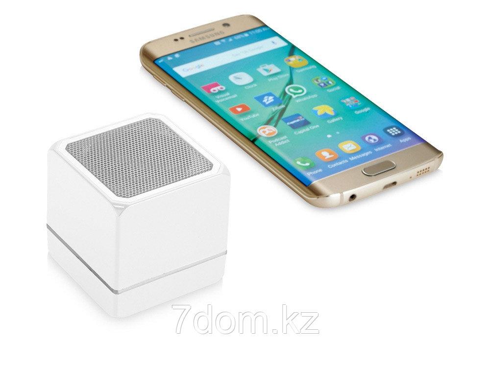 Колонка Kubus с функцией Bluetooth® и NFC, белый - фото 4