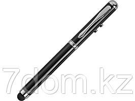 Ручка-стилус Каспер 3 в 1, черный