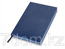 Ежедневник Soft Line, синий. Lettertone