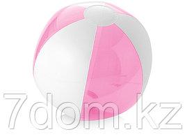 Пляжный мяч Bondi, розовый/белый