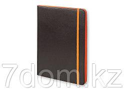 Чехол для планшета 9''/10'' универсальный двухцветный, черный/оранжевый