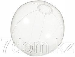 Мяч пляжный Ibiza, прозрачный