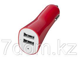 Адаптер автомобильный Pole, красный