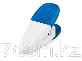 Держатель для бумаги Holdz на магните, синий
