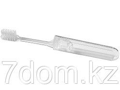 Зубная щетка Trott дорожная, прозрачный