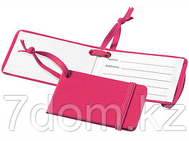 Багажная бирка Tripz, розовый