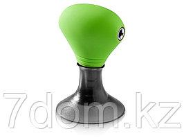 Музыкальный сплиттер-подставка для телефона Spartacus 2 в 1, зеленый/черный