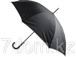 Зонт-трость полуавтомат Алтуна, черный