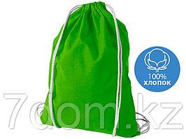 Рюкзак хлопковый Oregon, лайм