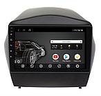 "ШГУ Hyundai ix35 10-18 (Nakamichi NTA-2403) 4x50Вт,RDS,MP5,USB,BT,2.5D экран,MirrorLink, 10"""