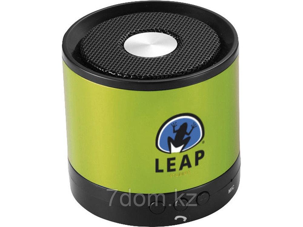 Колонка Greedo с функцией Bluetooth®, лайм - фото 4