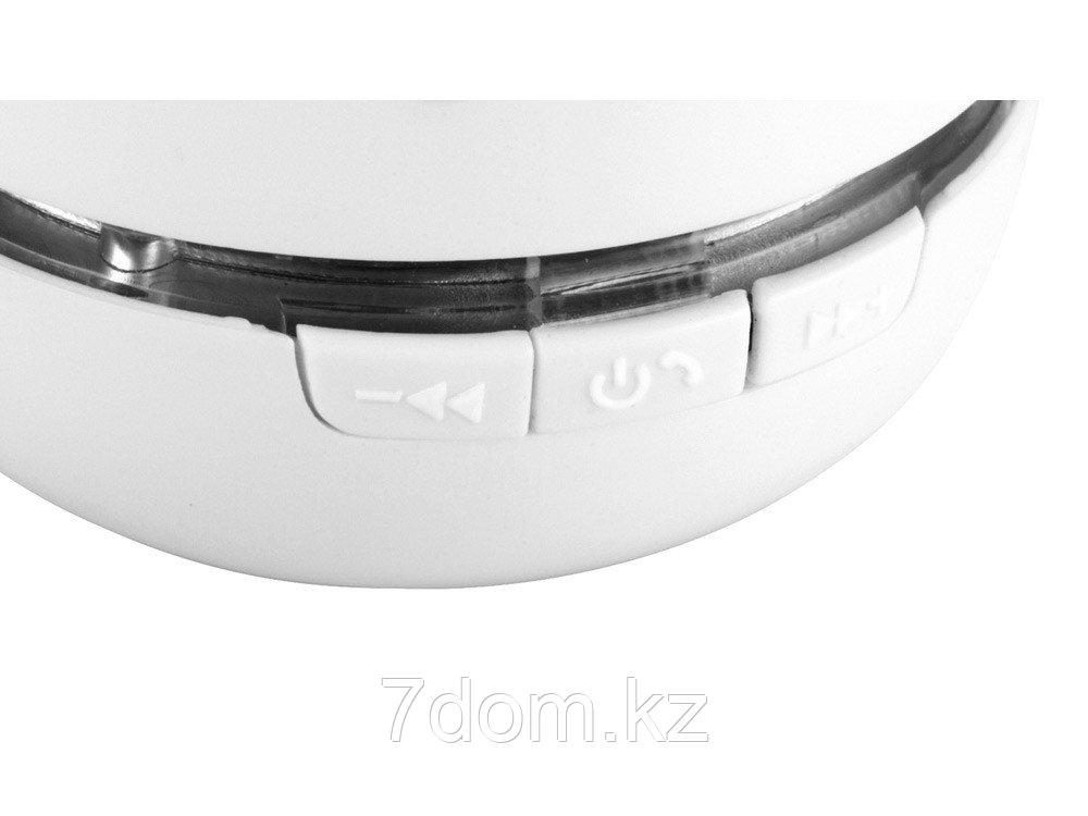Портативная колонка Commander с функцией Bluetooth®, белый - фото 2