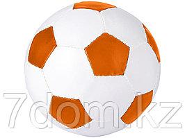 Футбольный мяч Curve, оранжевый/белый