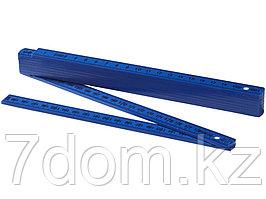 Складная линейка длиной 2 м, ярко-синий