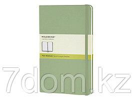 Записная книжка Moleskine Classic (нелинованный) в твердой обложке, Large (13х21см), фисташковый