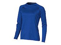 Футболка Whistler женская с длинным рукавом, синий