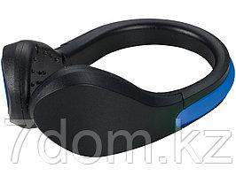 Светодиодный клип для обуви Usain, черный/синий