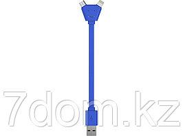 USB-переходник XOOPAR Y CABLE, синий