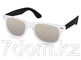 Солнцезащитные очки California, бесцветный полупрозрачный/черный