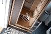 Сборная инфракрасная сауна Harvia Radiant SGC 0909 BR (Одноместная, хемлок), фото 5