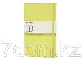 Записная книжка Moleskine Classic (нелинованный) в твердой обложке, Large (13х21см), цитрусовый