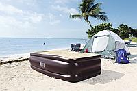 Надувная кровать Bestway 67596 Cornerstone Airbed, 191х97х43см