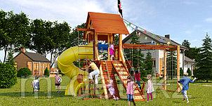 Детская площадка Савушка Lux 5