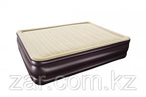 Надувная кровать Bestway 67597 Cornerstone Airbed, 152х203х43см