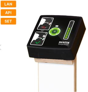 Устройство для измерения температуры тела StarterSet SmartXcan с подставкой и LAN (PoE)