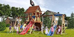 Детская площадка Савушка Lux 8