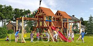 Детская площадка Савушка Lux 9