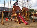 Детская площадка Савушка Lux 9, фото 5