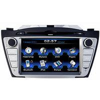 ШГУ Hyundai ix35 10-18 (Incar PGA-2403с) Android 8.1/1024*600, BT, QLED, 2.5D экран,, фото 1