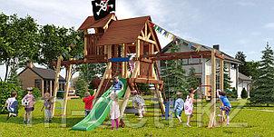 Детская площадка Савушка Lux 10