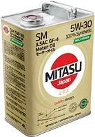 MITASU MOLY-TRiMER SM/CF 5W-30 100% Synthetic 4L