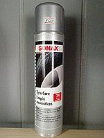 Пенный очиститель-блеск для шин 400 мл