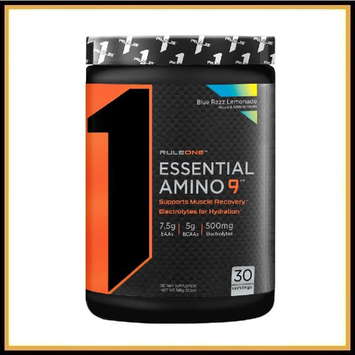 R1 Essential Amino 9. 345гр (персик-манго)