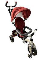 Детский велосипед  Future с родительской ручкой, фото 1
