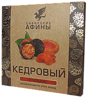 Кедровый Грильяж с Курагой 125 гр