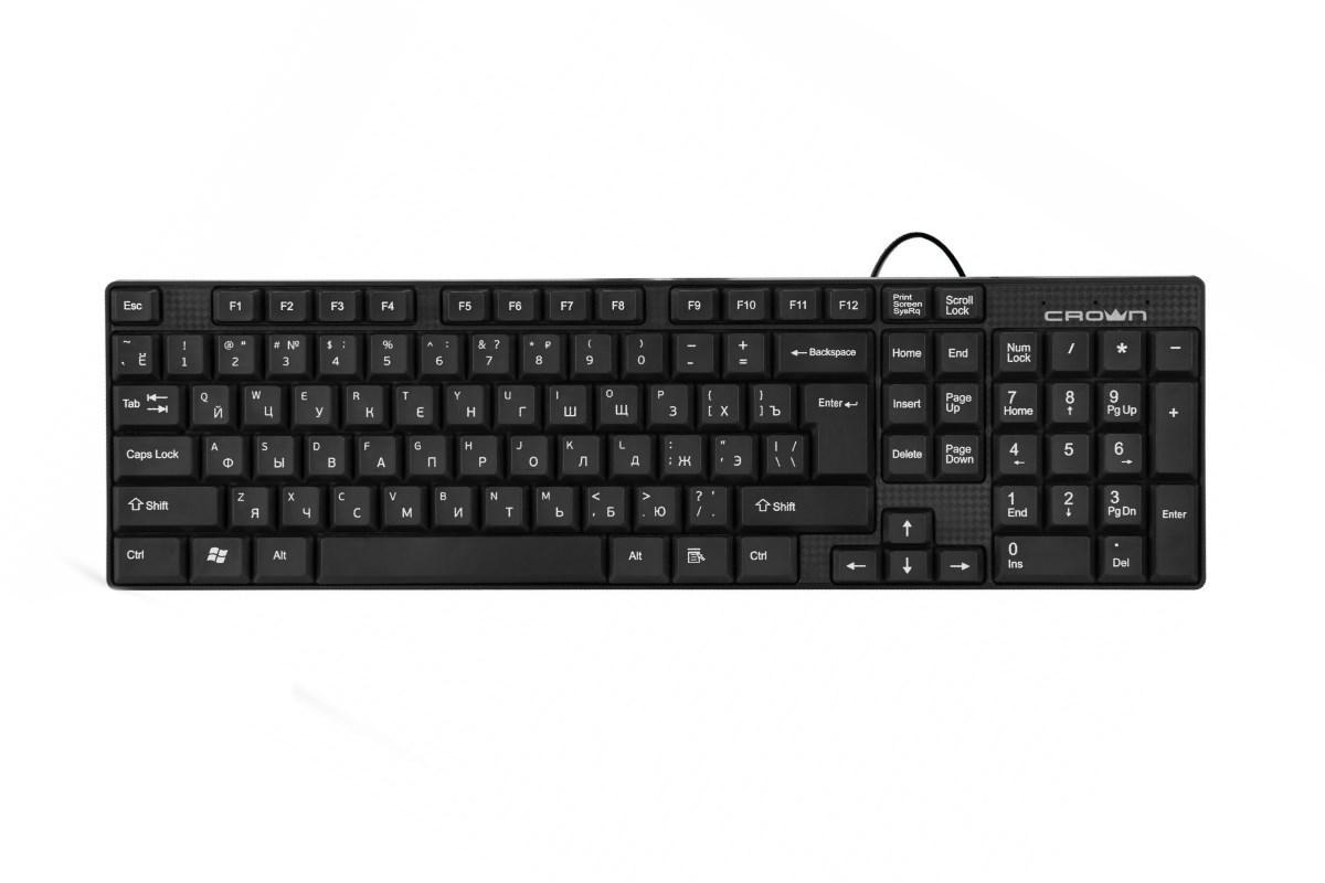 Crown CMK-100 Black