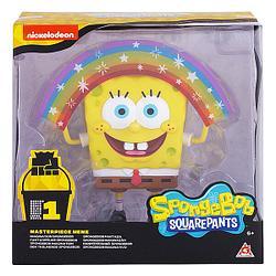 SpongeBob EU691001 Спанч Боб радужный мем коллекция 20 см пластиковый