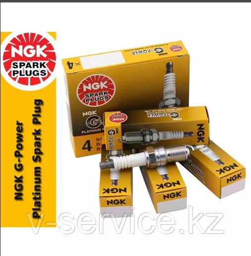 Свеча зажигания NGK   7092  BKR6EGP G-POWER