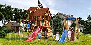 Детская площадка Савушка Lux 11