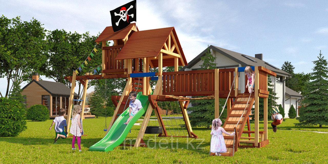 Детская площадка Савушка Lux 12