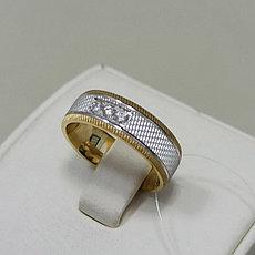Обручальное кольцо 16,5р «Angel & Sun» RB - 16,5 размер