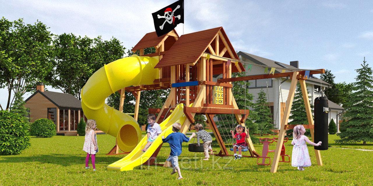 Детская площадка Савушка Lux 14